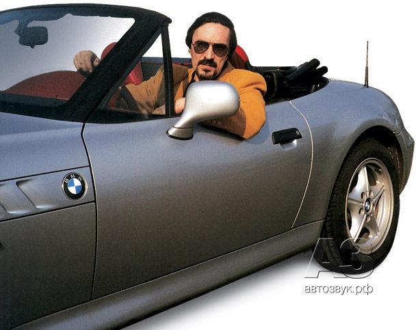 Аудиосистема в BMW Z3