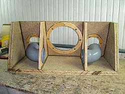 Как самому сделать коробку для сабвуфера 114