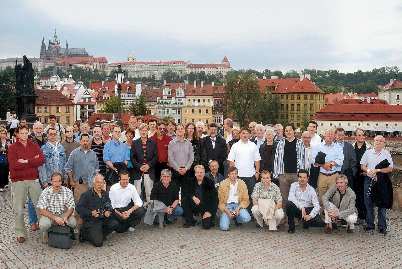 Итоги европейского конкурса EISA 2005 года