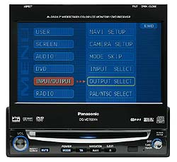 Panasonic CQ-VD7001N