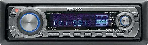 Kenwood KDC-W531Y