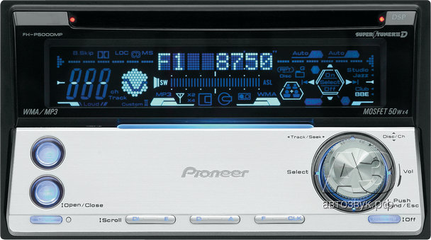 Pioneer FH-P5000MP
