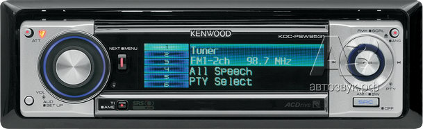 Kenwood KDC-PSW9531