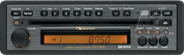 Nakamichi CD-700 II