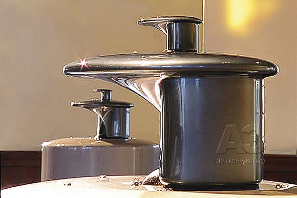 О штатной аудиосистеме в новой Audi A8
