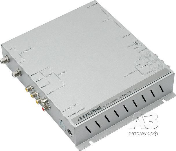 Тюнер цифрового ТВ-вещания Alpine TUE-T200DVB