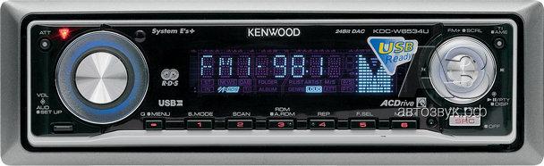 Kenwood KDC-W6534U