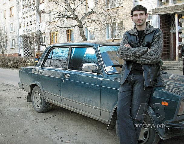 Аудиосистема в ВАЗ-2107