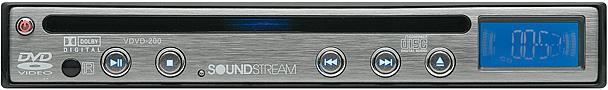 Soundstream VDVD-200