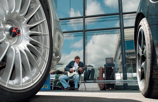 Международный фестиваль автотюнинга и автозвука «S-Drive»