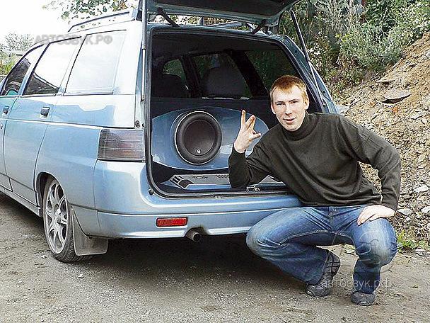 Аудиосистема в ВАЗ-2111