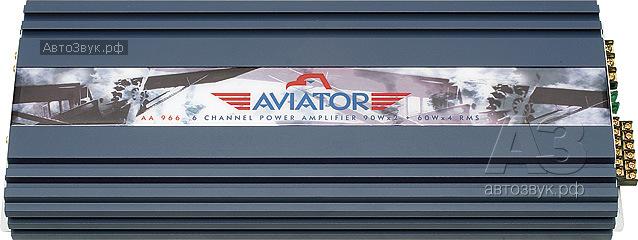 Усилитель Aviator AA 966