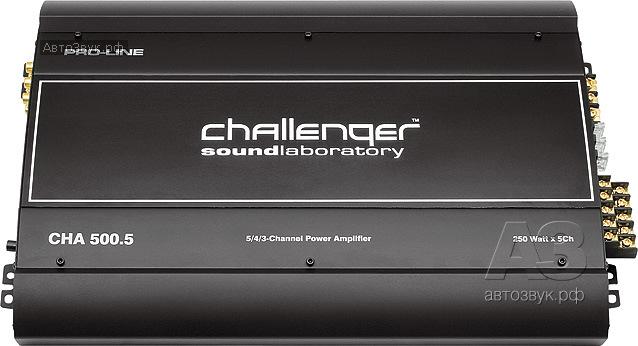 Усилитель Challenger CHA 500.5