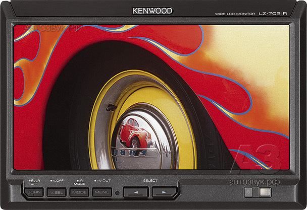 Kenwood LZ-702IR