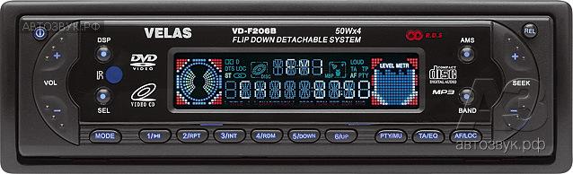 Velas VD-F206B
