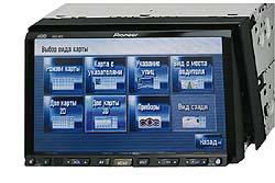 к выходу на рынок многоцелевой системы Pioneer AVIC-HD3BT