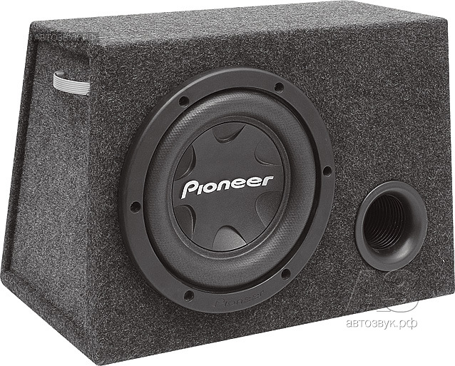 Pioneer TS-W2504SPL