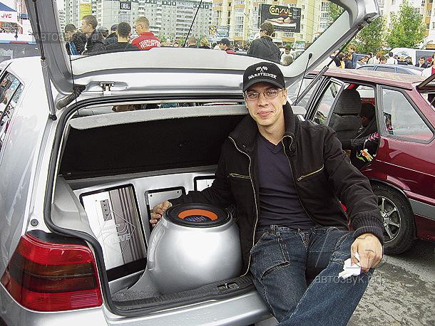 Аудиосистема в Volkswagen Golf IV