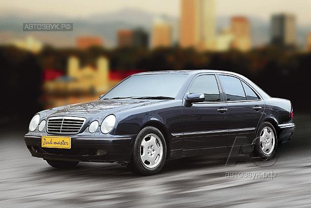 Аудиосистема в Mercedes-Benz E260