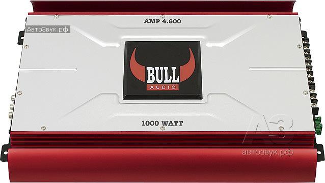 Усилитель Bull Audio AMP 4.600