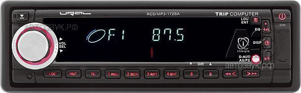 CD-ресивер Ural CDD/MP3-172SA