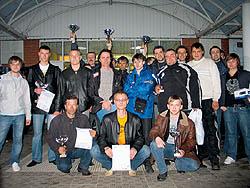открытие сезона IASCA-РОССИЯ 2007