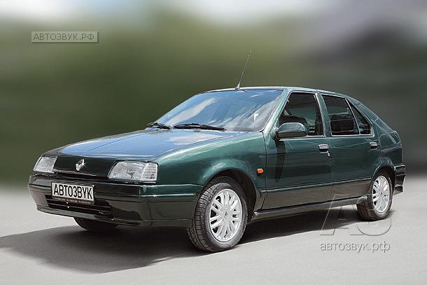 Аудиосистема в Renault 19