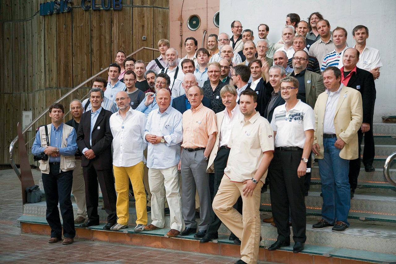 Итоги европейского конкурса EISA 2007 года
