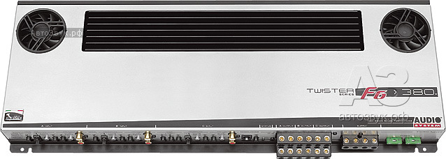 Усилитель Audio System Twister F6>380