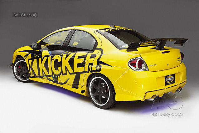 Dodge Neon SRT-4 Kicker