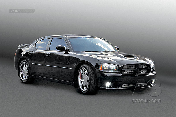 Аудиосистема в Dodge Charger SRT8