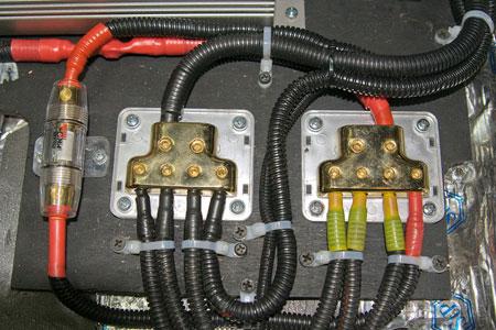 Провода для подключения усилителя своими руками