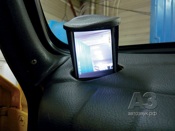 Выдвижной монитор для авто своими руками 41