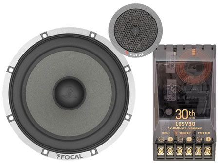 Компонентная акустика Focal Polyglass Kit 165 V30