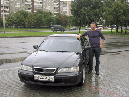 Аудиосистема в Honda Accord