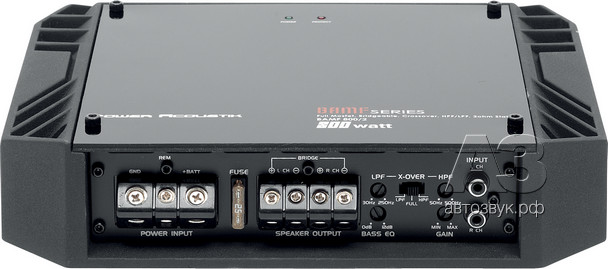 Усилитель Power Acoustik BAMF 800.2