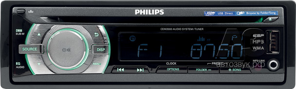 Philips CEM2000/51