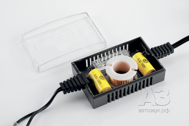 Как самому сделать пассивный фильтр на сабвуфер