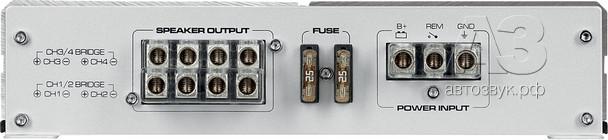 Audio system m-line 75.4 схема