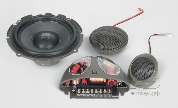 Компонентная акустика Morel Virtus 603