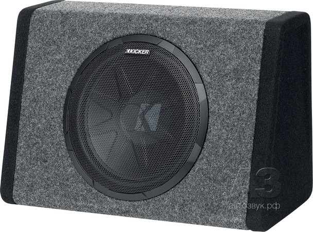 Сабвуфер Kicker Bass Station PT10