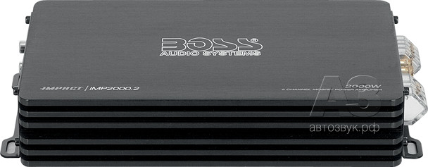 Boss Audio IMPACT 2000.2