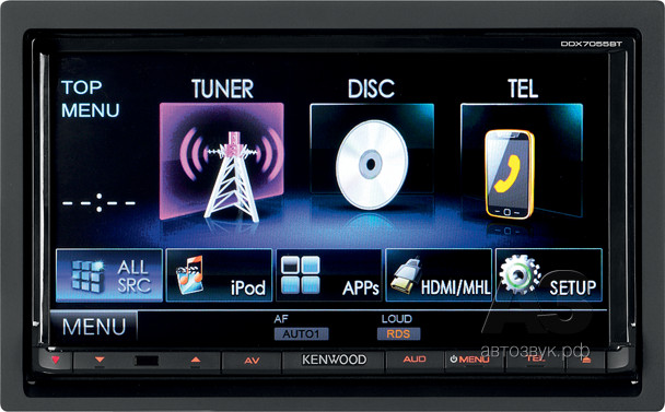 Kenwood DDX7055BT