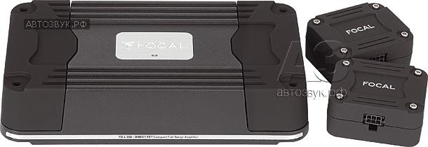 усилитель Focal FD 4.350