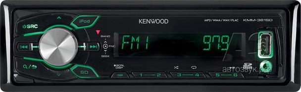 Kenwood KMM-361SDED