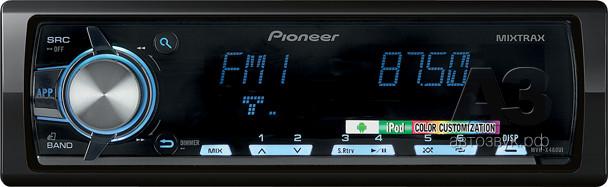 Pioneer MVH-X460UI