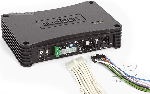 усилитель-процессор Audison AP8.9bit