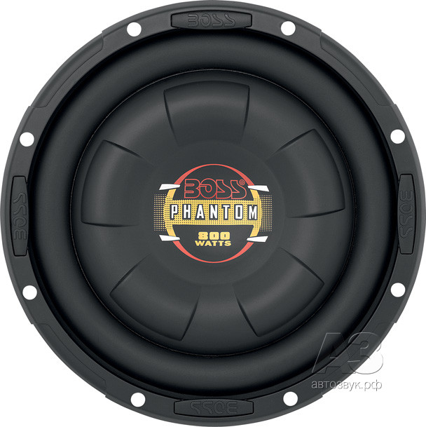 Сабвуфер 10» Boss Audio D10F