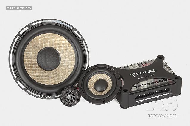 3-полосная акустика Focal Performance Expert PS165F3