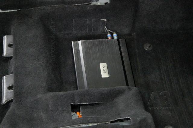 Мультимедийная система в Skoda Octavia A5